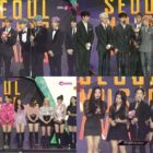 "Ganadores de los ""28th Seoul Music Awards"""