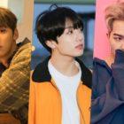 Idols masculinos que exudan encantos completamente diferentes dependiendo de su peinado