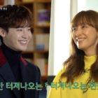 """Lee Jong Suk, Lee Na Young y otros más son todo sonrisas mientras filman teasers para """"Romance Is A Bonus Book"""""""