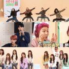 """""""Idol Room"""" revela una emocionante vista previa que muestra escenas no vistas de GFRIEND, NCT, WINNER y otros más"""