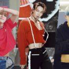 Manía por los Crop Tops: 6 idols masculinos que lucen geniales con esta prenda