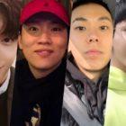 Minhyuk de BTOB, Hanhae, Loco y Hoya se enlistarán en el ejercito el día de hoy