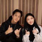 Ravi de VIXX y Chungha anuncian la fecha de lanzamiento para su colaboración