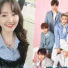 """Jin Ji Hee habla tímidamente sobre ser fan de BTOB en """"Problematic Men"""""""