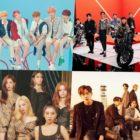 BTS, EXO, CLC y se ubican en lo más alto de la lista de álbumes mundiales de Billboard + El mini álbum japonés de GOT7 hace su debut
