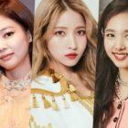Se revela el ranking de reputación de marca de las integrantes de los grupos de chicas para el mes de febrero