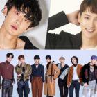"""Chanyeol de EXO y Choi Tae Joon anima el regreso de SF9 con """"Narcissus"""""""