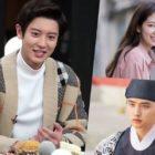 Chanyeol de EXO no puede creer lo buenas que son las habilidades de actuación de Park Shin Hye y D.O