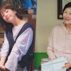 """Han Ji Min y Kim Hye Ja brillan en el detrás de las cámaras de """"Radiant"""""""