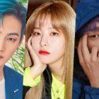 Ídolos de K-Pop con encantadores ojos de un solo párpado que nos atraen