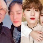 Los amigos ídolos de Ha Sung Woon le animan en su debut en solitario, incluidos Jimin de BTS, Kihyun de MONSTA X, Ravi de VIXX, y más
