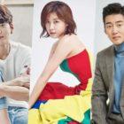 Jang Seung Jo en conversaciones junto con Ha Ji Won y Yoon Kye Sang para nuevo drama de JTBC