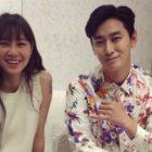 Joo Ji Hoon tiene a Gong Hyo Jin riéndose con una respuesta ingeniosa para comentar sobre su diferencia de edad