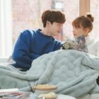 "Lee Jong Suk y Lee Na Young tienen una dulce cita en casa en ""Romance is A Bonus Book"""