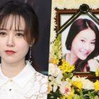 Ku Hye Sun dedica publicación de Instagram a la memoria de Jang Ja Yeon