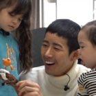 Kwanghee comparte fotos de su dulce reunión con Na Eun y Gun Hoo
