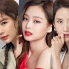Se revela el ranking de reputación de marca para modelos de publicidad femeninas del mes de marzo