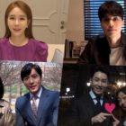 """Yoo In Na, Lee Dong Wook y otros más comparten sus pensamientos finales después de la conclusión de """"Touch Your Heart"""""""