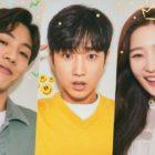 Ji Soo, Jinyoung de B1A4 y Jung Chaeyeon de DIA son jóvenes enamorados en nuevos pósters para drama de Netflix