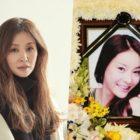 Lee Mi Sook asiste al interrogatorio sobre el caso de la fallecida Jang Ja Yeon