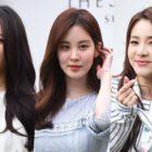 Son Ye Jin, Seohyun de Girls' Generation, Sandara Park y más, asisten a la boda de Lee Jung Hyun
