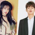 """Hyejeong de AOA y el actor de """"A-TEEN"""" Ryu Ui Hyun confirman que están saliendo"""