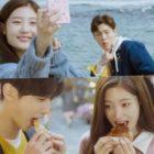 El corazón de Jung Chaeyeon de DIA se acelera con Ji Soo y Jinyoung de B1A4 en trailer para el próximo drama de Netflix