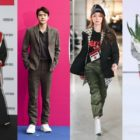 Celebridades con estilo, tendencias de moda que vigilar y sorpresas en la Semana de la Moda Otoño/Invierno 2019 en Seúl