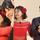 """Running Man"" revela un adelanto de la batalla de tango de Kim Ji Suk y Lee Yi Kyung"