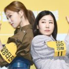 """Lee Sung Kyung habla sobre actuar con Ra Mi Ran en la nueva película """"Girl Cops"""""""