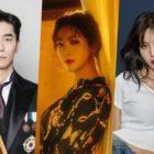 Hyejeong de AOA confirmada para el nuevo drama de Shin Sung Rok, Go Won Hee y más