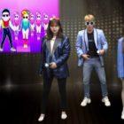 Shownu de MONSTA X se enfrenta contra An Yu Jin y Lee Chae Yeon de IZ*ONE en un divertido baile