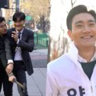 "Choi Siwon asume la vida de un candidato político en video del detrás de cámaras de ""My Fellow Citizens"""
