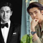 """Choi Siwon de Super Junior agradece a Sehun de EXO por enviar un considerado apoyo al set de """"My Fellow Citizens"""""""