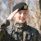 Ji Chang Wook termina su servicio militar + Expresa agradecimiento a sus compañeros soldados Kang Ha Neul, Sunggyu y Onew