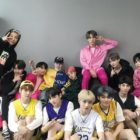Lee Hyun comparte una imagen familiar de Big Hit Entertainment junto a BTS y TXT