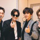 Suho de EXO muestra amor por EXO-CBX en su concierto en Japón