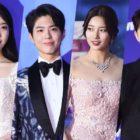 """Estrellas brillan en la alfombra roja de los """"55th Baeksang Arts Awards"""""""