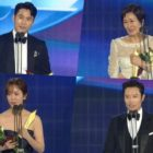 Ganadores de los 55th Baeksang Arts Awards
