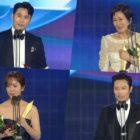 Ganadores de los 55th Baeksang Arts Awards