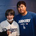 Suga de BTS felicita al pitcher de los LA Dodgers, Ryu Hyun Jin, tras un increíble juego