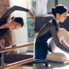 """Shin Hye Sun se trasforma perfectamente en una elegante bailarina para """"Angel's Last Mission: Love"""""""