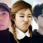 15 ídolos K-Pop cuyas expresiones faciales son memes de oro