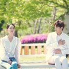 "L de INFINITE y Shin Hye Sun comparten un 1er encuentro pintoresco en ""Angel's Last Mission: Love"""
