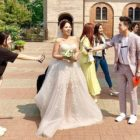 La cantante Ali se casa en una ceremonia privada