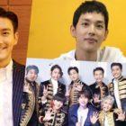 Choi Siwon recibe dulce apoyo de Im Siwan y Super Junior en el set de su drama