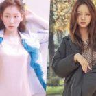 Taeyeon de Girls' Generation y Hyeri de Girl's Day muestran una amistad inesperada