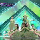 """[Actualizado] Oh My Girl obtiene su 3ra victoria para """"SSFWL"""" en """"M Countdown"""" después de que Mnet corrige error en la lista"""