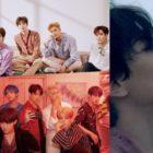 NU'EST, BTS, Park Hyo Shin y más encabezan las listas semanales de Gaon