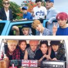 18 canciones de K-pop perfectas para viajes de verano por carretera